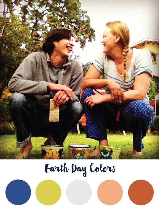 Earth Day Color Palette - RKA ink