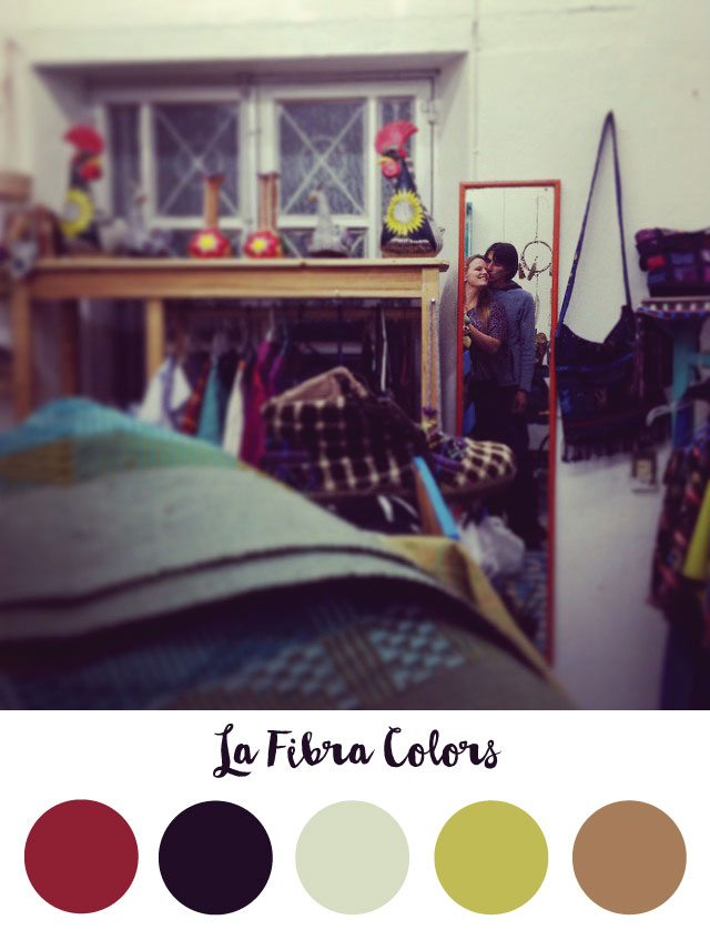 La Fibra Color Palette - RKA ink