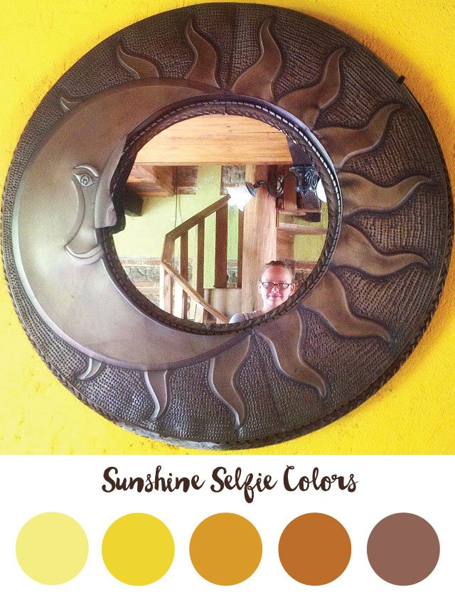 Sunshine Selfie Color Palette - RKA ink