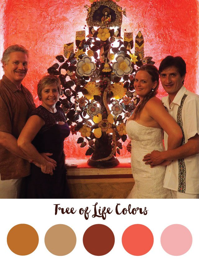 Tree of Life Color Palette - RKA ink