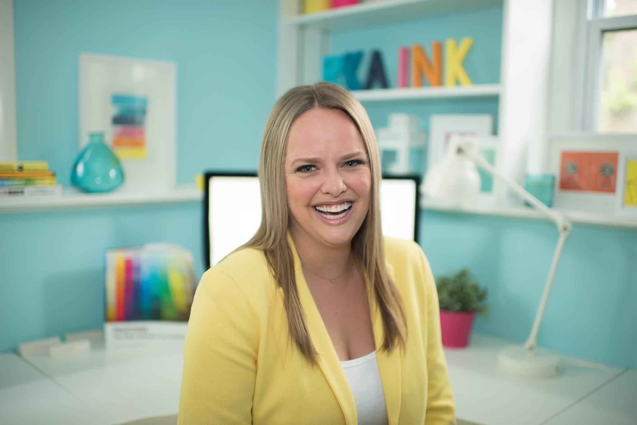 RKA ink Web Design & Digital Strategy with Rachael Kay Albers