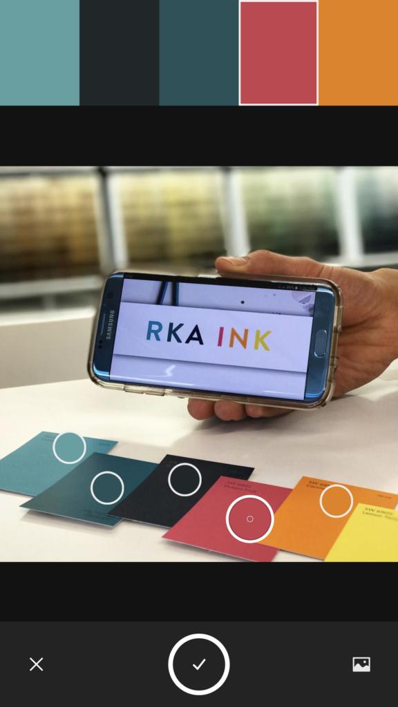 RKA ink Color Palettes
