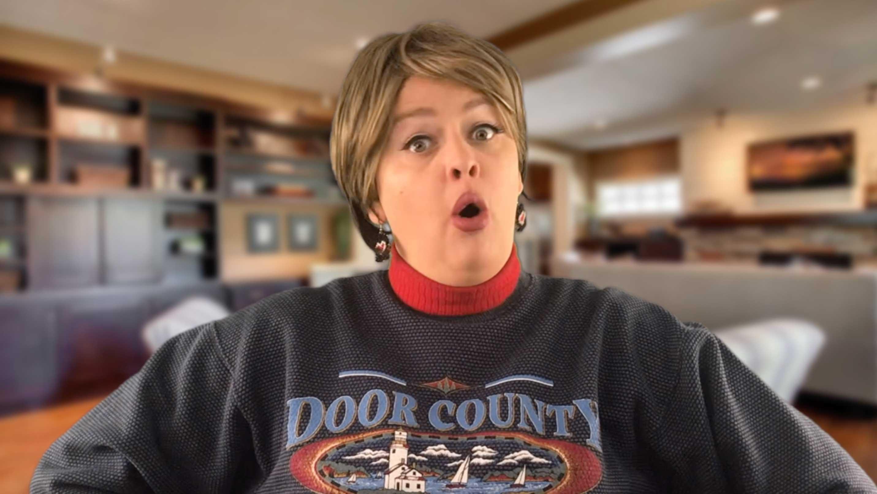 Awkward Halloween If My mom was an online marketer