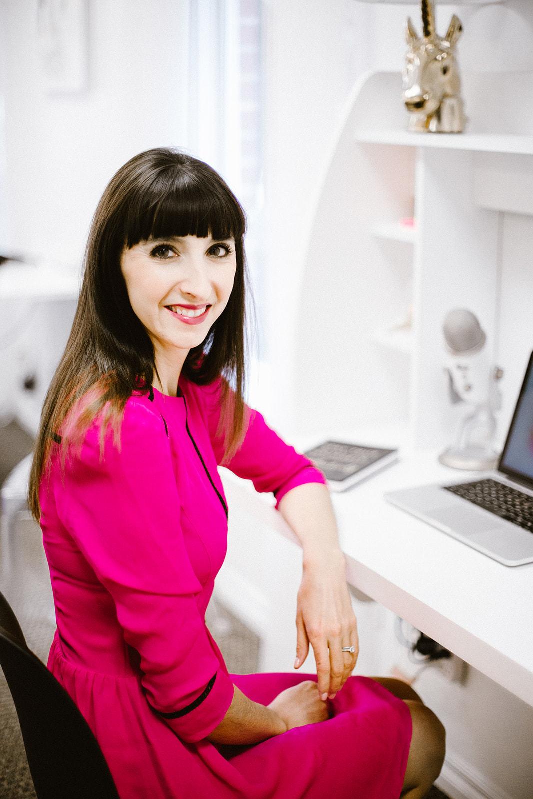 Jenn Robbins Entrepreneur black friday