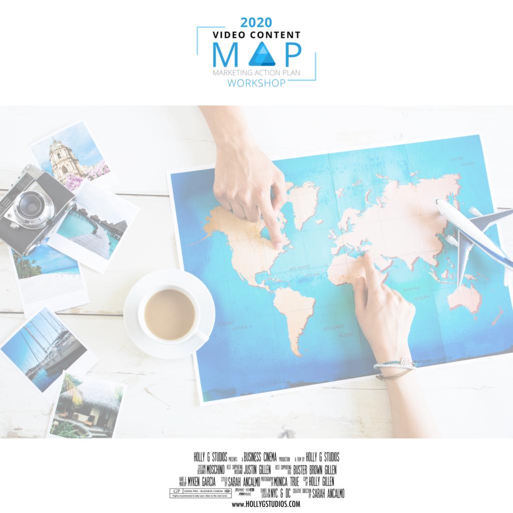 Video Content Map Black Friday Entrepreneur