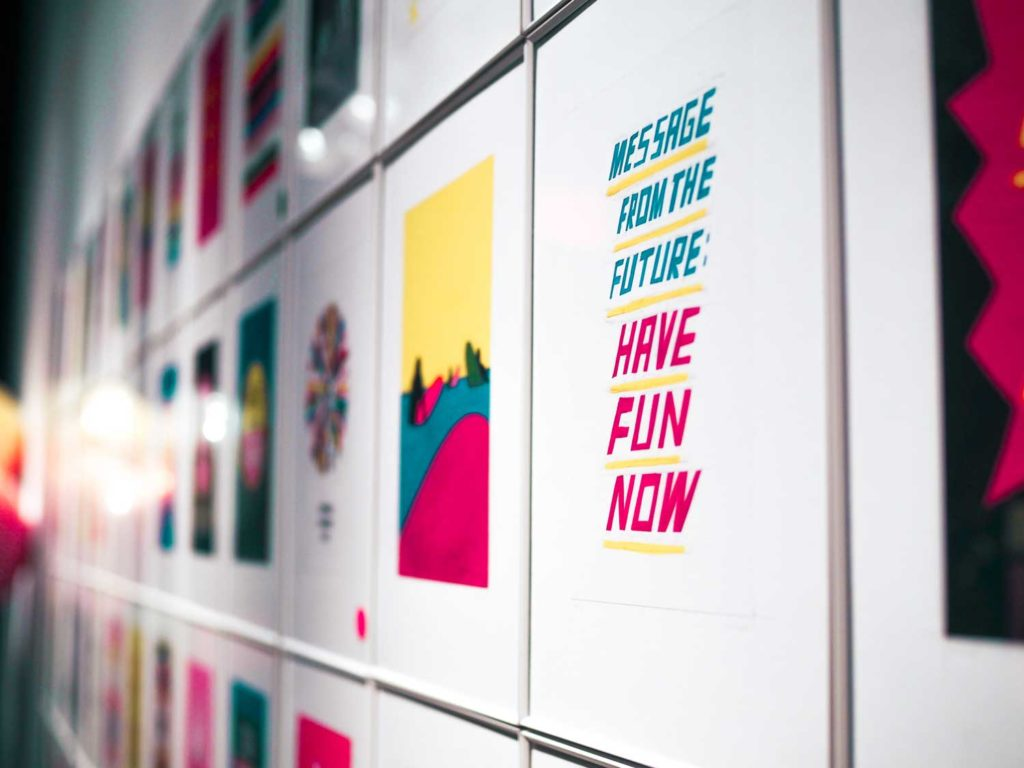 Message from the future: have fun now from post on jobs I left behind