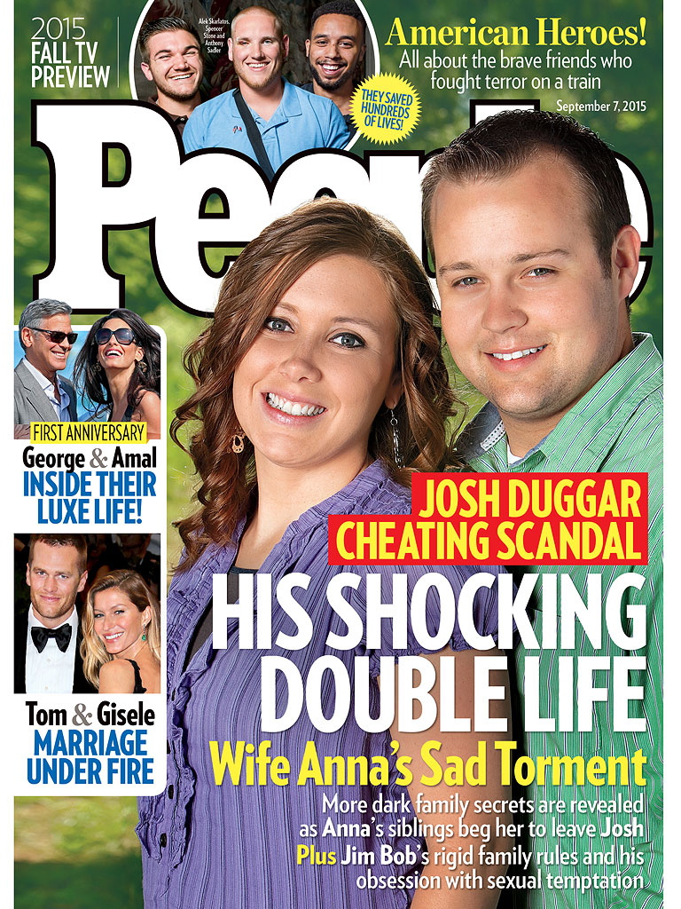 Josh Duggar Joshua Harris StoryBrand Sex Abuse