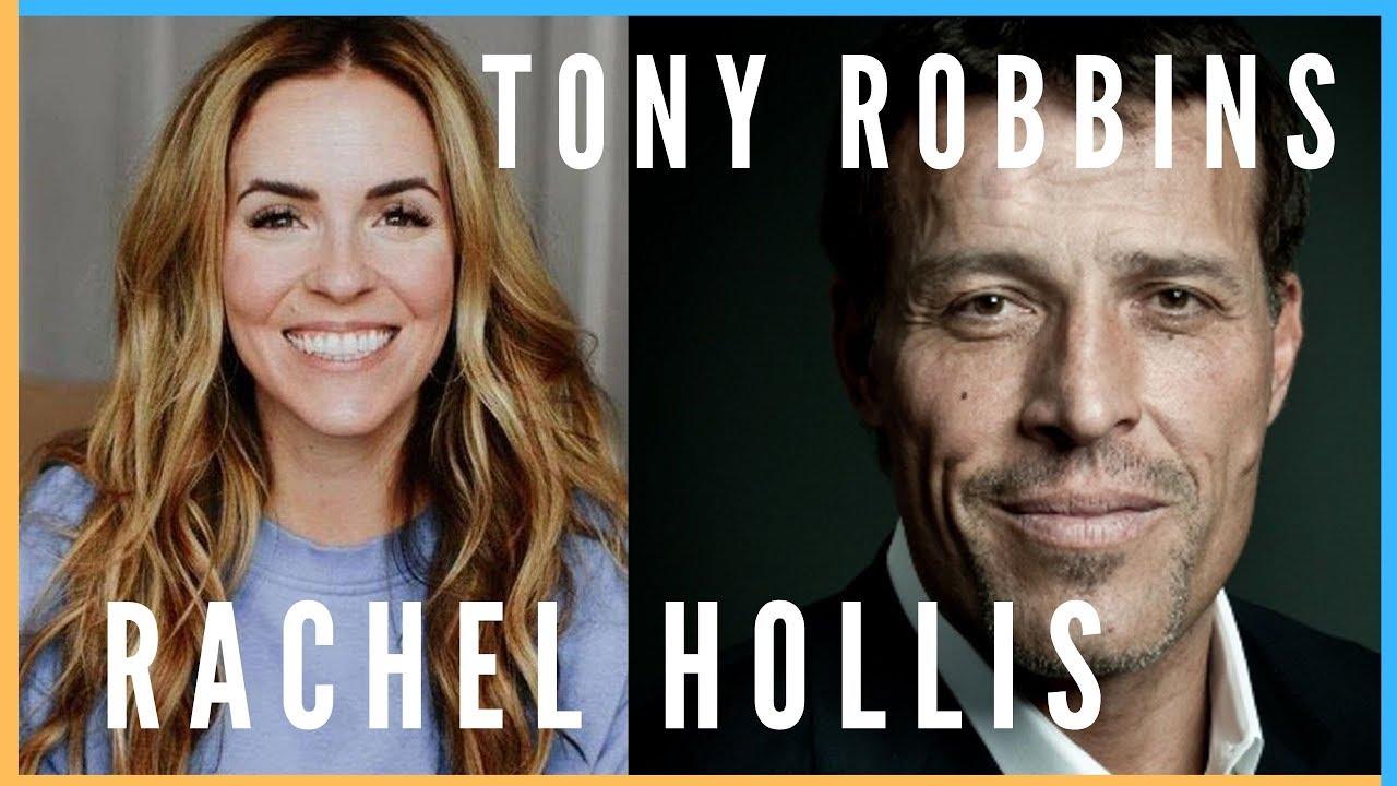 Rachel Hollis Tony Robbins