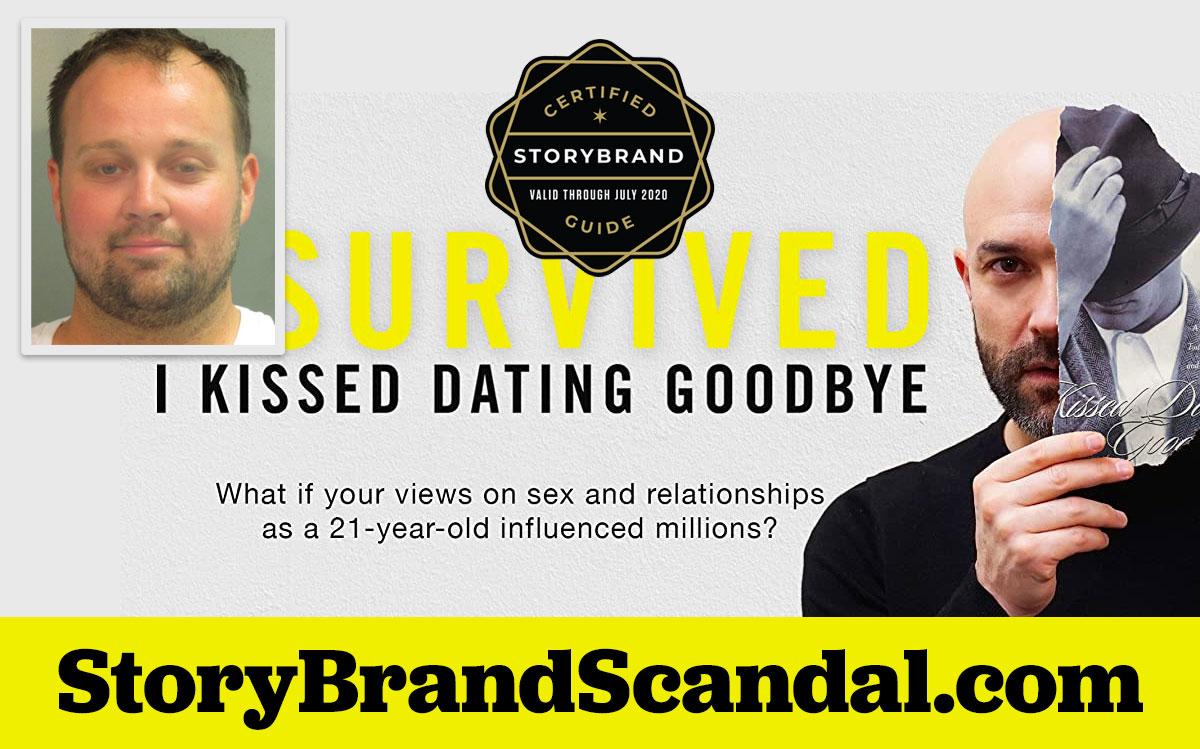 StoryBrand-Scandal-Joshua-Harris-Donald-Miller-Josh-Duggar